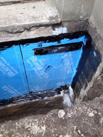 R paration fissures fondation rive nord de montr al laval - Reparation piscine laval ...